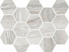 Плитка Мозаика Eos Pearl Hexagon 32,5x22,5