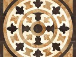 Панно Roseton Damore Dark 116.8x116.8