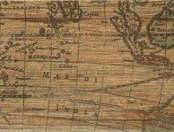 Mapas Marron 15x45