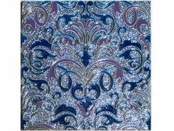 Composicion Damasco Cobalto 30x30