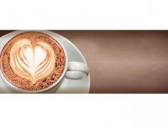 Плитка Decor Coffee Capuccino Marron A 10x30