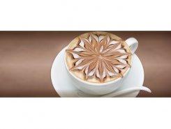 Плитка Decor Coffee Capuccino Marron B 10x30