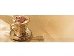 Плитка Decor Coffee Gold A 10x30