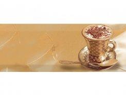 Плитка Decor Coffee Gold B 10x30