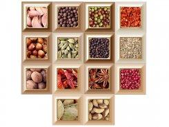 Плитка Decor Mix 14 pz Cube Warm Kitchen 10x10