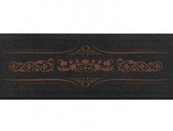 Плитка Decor Versalles Black Copper 10x30