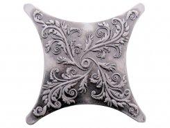 Estrella Plox Satined 1704 E1 Black Silver 6,7x6,7