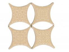 Estrella Set Core Beige 6,7x6,7