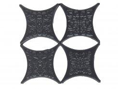 Estrella Set Core Negro 6,7x6,7