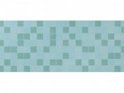 Плитка Mosaico Gloss Azul 20x60