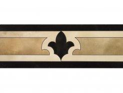 Плитка Cenefa Damore 1 Dark 12,8x38,8