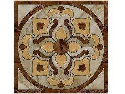 Плитка Roseton Ducale Nacar 116,8x116,8