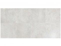 Плитка Deco Titan Silver 49,1x98,2