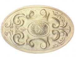 Плитка Вставка Ampir gold inserto10х15