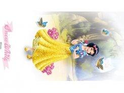 Плитка Декор Snow White R3060 30X60