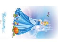 Плитка Декор Cinderella R3060 30X60