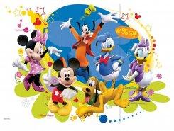 Плитка Панно Mickeys Friends 3A-V R3060 3X30X60