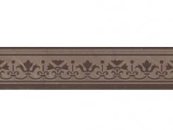 Плитка Вставка Supernatural Damasco Visone Listello 5,5X30,5 Rt