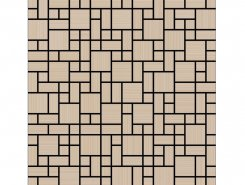 Плитка Декор Mosaic Cream Crunch 30X30