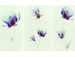 Плитка Панно Bliss Coconut Bloom Dec. 34X56X3