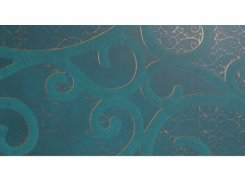 Плитка Декор Aqua Boucle Oro Dec. 30,5X72,5