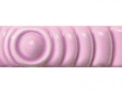 Бордюр Twist Pink Oblo List. 5X20