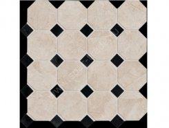 Плитка Декор V.D'Este Grigio Ottagona 30X30