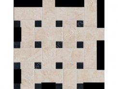 Плитка Декор V.D'Este Grigio Basketweave 30X30