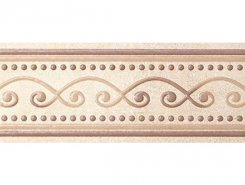 Бордюр GR79/8182 Аурелия 20*5.7 керамический бордюр
