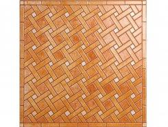Декор A1526/002 Виллидж геометрия декор 40,2x40,2