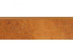 Вставка 4143/5BT Виллидж рыжий плинтус 40,2x7,7