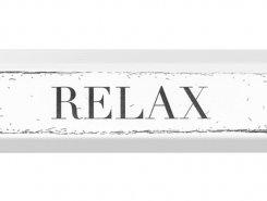 Декор NT/B27/2882 Relax черный 8,5*28,5