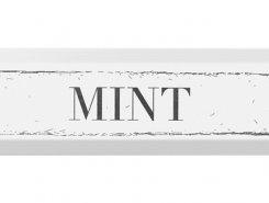 Декор NT/B38/2882 Mint черный 8,5*28,5