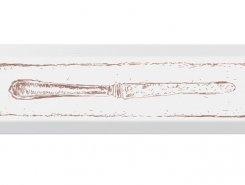 Декор NT/C25/2882 Нож карамель 8,5*28,5