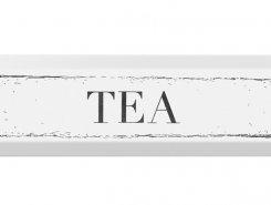 Декор NT/B54/2882 Tea черный 8,5*28,5