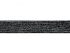 Бордюр 3105/8 Дерево черный бор 30,2x3,5
