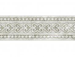 Плитка Бордюр Cenefa Papiro B White 9,8х29,8