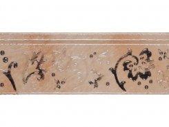 Плитка Cadoro Wall RAMAGE BORDER GOLD GLOSSY 10x30