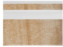 Плитка Cadoro Wall SKIRTING GOLD GLOSSY 23x30