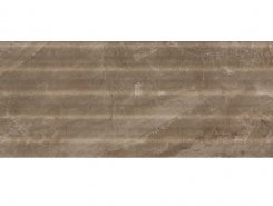 Плитка Camanzoni 526 Wall DECOR BROWN GLOSSY 30x90