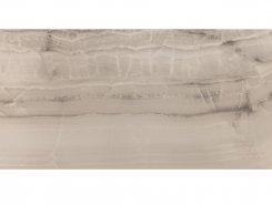 Плитка OPAL Floor BASE GREY Rektifiye Parlak Nano 60x120