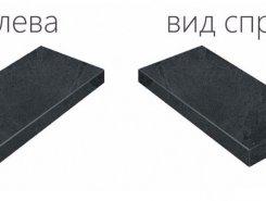 Плитка Titanio X2 Scalino Angolare Dx