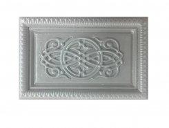 Плитка Вставка Sonet 8200 Silver 8.2x12.9