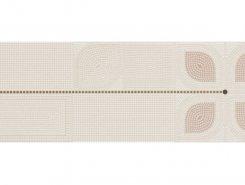 Плитка Wall FLOWER DECOR BEIGE GLOSSY 30x90
