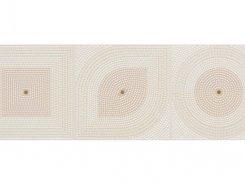Плитка Wall GEOMETRIC DECOR BEIGE GLOSSY 30x90