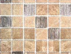 Bronze Velour 23x23x4